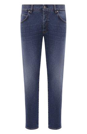 Мужские джинсы TWO MEN IN THE WORLD синего цвета, арт. A143M7 Farran Long   Фото 1