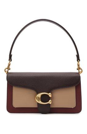 Женская сумка tabby small COACH разноцветного цвета, арт. 76105   Фото 1