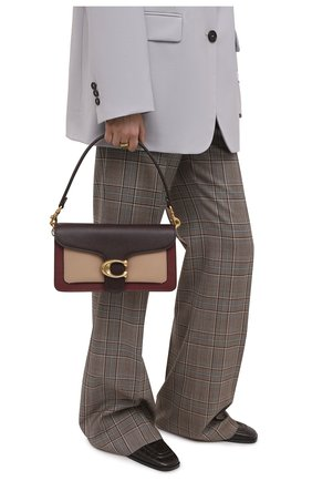 Женская сумка tabby small COACH разноцветного цвета, арт. 76105   Фото 2