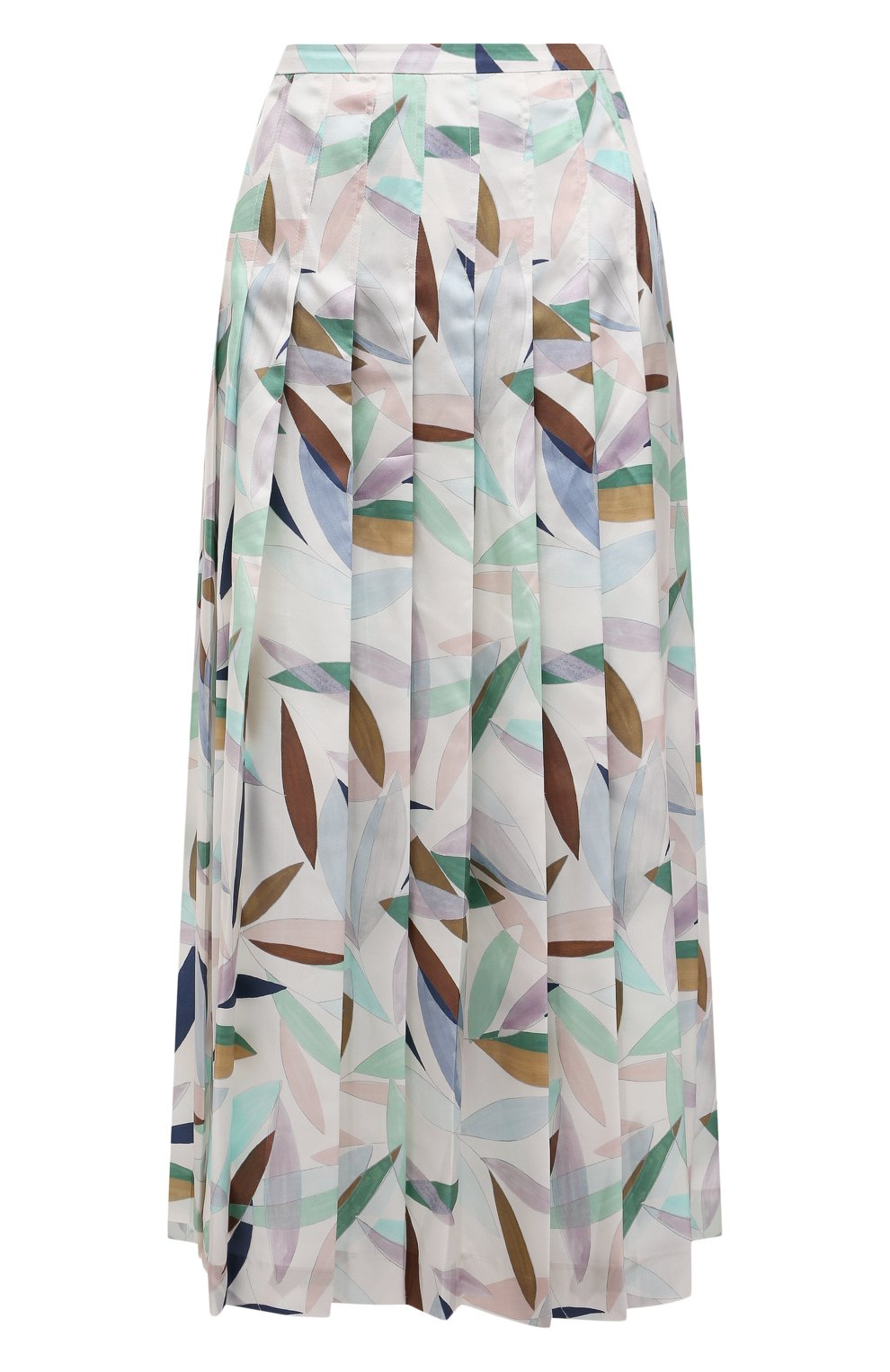 Женская шелковая юбка GABRIELA HEARST разноцветного цвета, арт. 321320 P033 | Фото 1