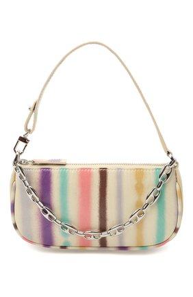 Женская сумка rachel mini BY FAR разноцветного цвета, арт. 21SSMIRAIVRSPRSMA   Фото 1
