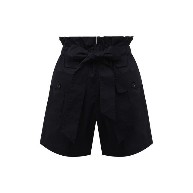 Хлопковые шорты Emporio Armani