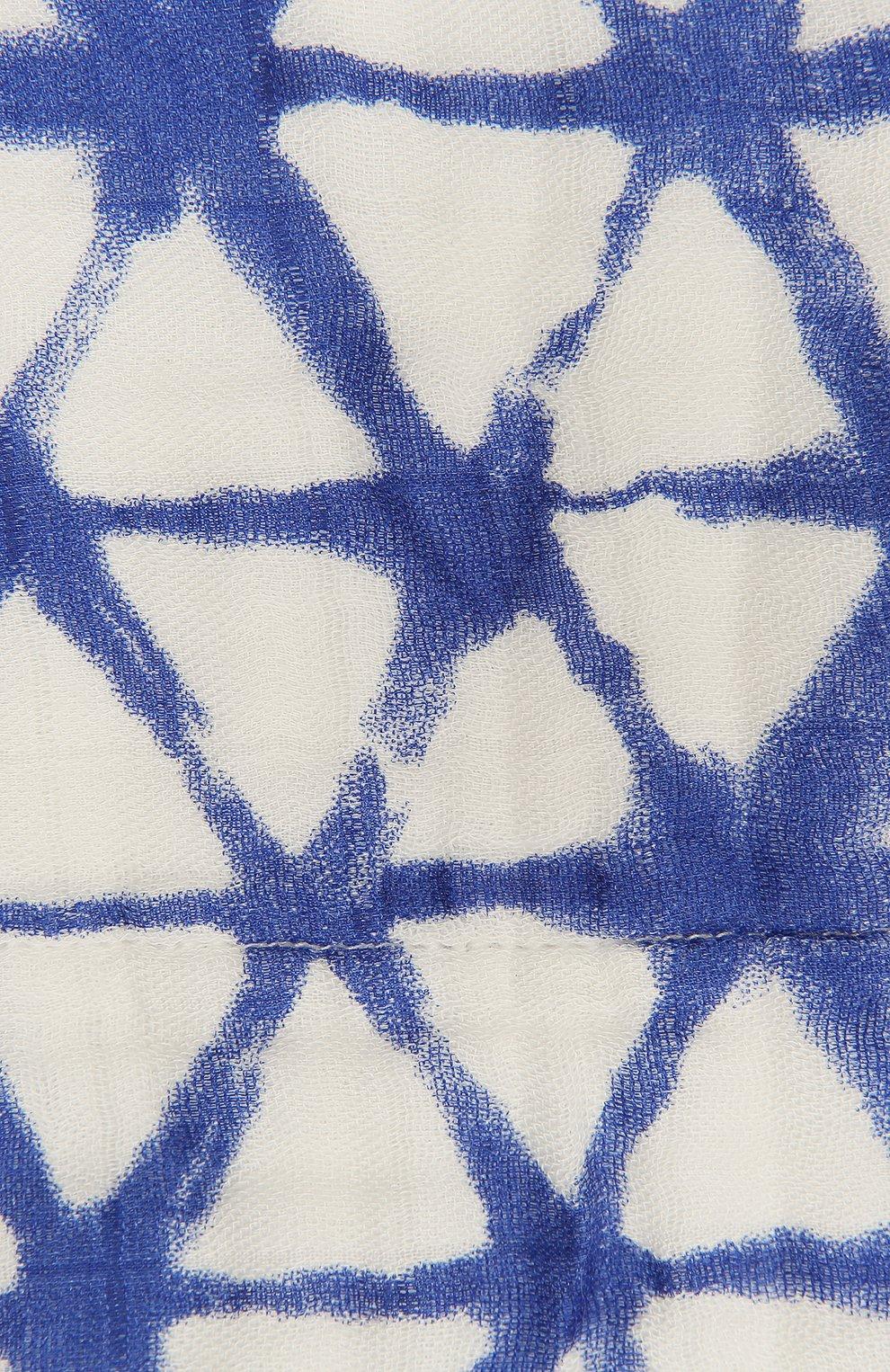 Детского хлопковое одеяло ADEN+ANAIS разноцветного цвета, арт. 9317 | Фото 2
