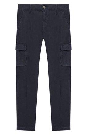 Детские джинсы JACOB COHEN синего цвета, арт. P1314 T-02002-W2   Фото 1