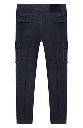 Детские джинсы JACOB COHEN синего цвета, арт. P1314 T-02002-W2   Фото 2
