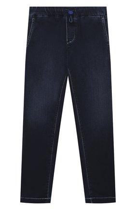 Детские джинсы JACOB COHEN синего цвета, арт. P1311 J-03003-W3   Фото 1