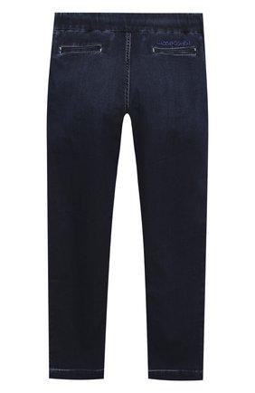 Детские джинсы JACOB COHEN синего цвета, арт. P1311 J-03003-W3   Фото 2
