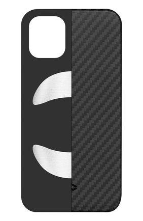 Чехол magez для iphone 12 PITAKA черного цвета, арт. KI1201M | Фото 2