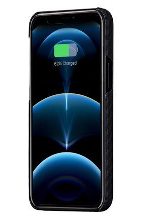 Чехол magez для iphone 12 mini PITAKA черного цвета, арт. KI1201 | Фото 2