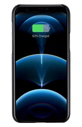Чехол magez для iphone 12/12 pro PITAKA черного цвета, арт. KI1201P | Фото 2