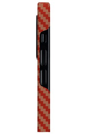 Чехол magez для iphone 12 pro max PITAKA красного цвета, арт. KI1207PM | Фото 2