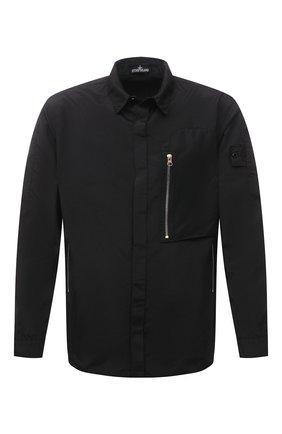 Мужская куртка STONE ISLAND SHADOW PROJECT черного цвета, арт. 741910102   Фото 1