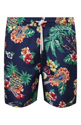 Мужские плавки-шорты POLO RALPH LAUREN разноцветного цвета, арт. 710823617 | Фото 1