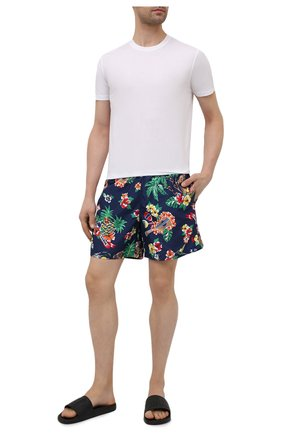 Мужские плавки-шорты POLO RALPH LAUREN разноцветного цвета, арт. 710823617 | Фото 2