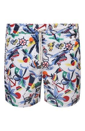 Мужские плавки-шорты POLO RALPH LAUREN разноцветного цвета, арт. 710837406 | Фото 1