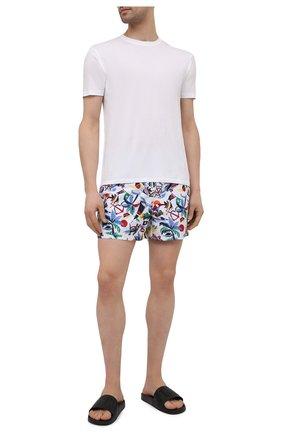 Мужские плавки-шорты POLO RALPH LAUREN разноцветного цвета, арт. 710837406 | Фото 2