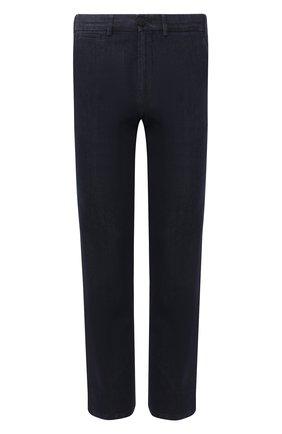 Мужские джинсы BRIONI темно-синего цвета, арт. SPNZ0L/P9D13/NEW SUNSET/CCR0 | Фото 1