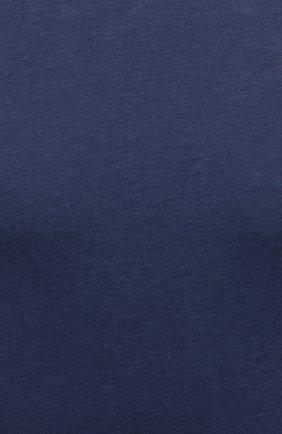 Мужская футболка TOM FORD темно-синего цвета, арт. BW229/TFJ950 | Фото 5