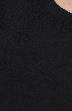 Мужская лонгслив TOM FORD черного цвета, арт. BW229/TFJ972 | Фото 5