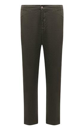 Мужские брюки MARCO PESCAROLO хаки цвета, арт. CHIAIAM/4306 | Фото 1