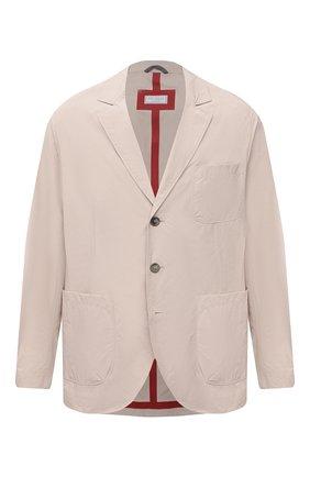 Мужская куртка BRUNELLO CUCINELLI светло-бежевого цвета, арт. MD4796165 | Фото 1