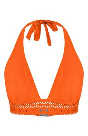 Женский треугольный бра LISE CHARMEL оранжевого цвета, арт. ABA2015 | Фото 1