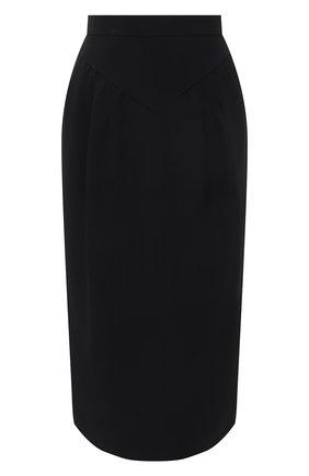 Женская юбка N21 черного цвета, арт. 21E N2M0/C021/5336 | Фото 1