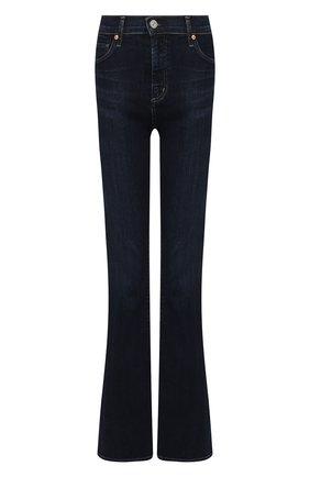 Женские джинсы CITIZENS OF HUMANITY темно-синего цвета, арт. 1902-372 | Фото 1