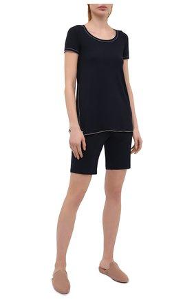 Женская пижама GIANANTONIO PALADINI темно-синего цвета, арт. S15PP02 | Фото 1