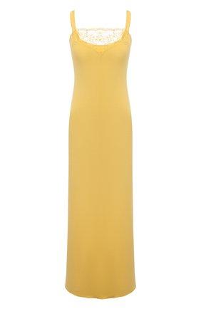 Женская сорочка GIANANTONIO PALADINI желтого цвета, арт. S11TC01/L | Фото 1