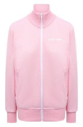 Женский толстовка PALM ANGELS светло-розового цвета, арт. PWBD019S21FAB0053001 | Фото 1