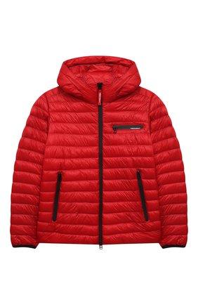 Детского куртка FREEDOMDAY красного цвета, арт. EFRJB323AA-187-ED | Фото 1
