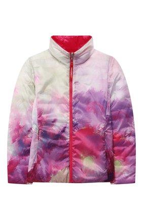 Детская куртка FREEDOMDAY фуксия цвета, арт. EFRJG204AA-170-ED | Фото 1
