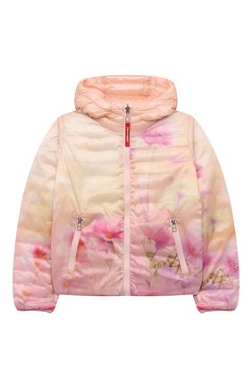 Детская куртка FREEDOMDAY розового цвета, арт. EFRJG205AA-170-ED | Фото 1