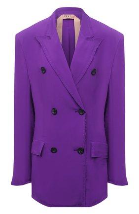 Женский жакет N21 фиолетового цвета, арт. 21E N2S0/L012/5111 | Фото 1