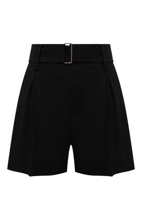 Женские шерстяные шорты N21 черного цвета, арт. 21E N2M0/D021/3133 | Фото 1
