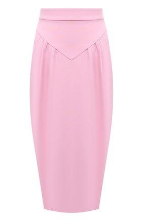 Женская юбка N21 светло-розового цвета, арт. 21E N2M0/C021/5336   Фото 1