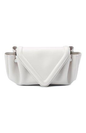Женская сумка beak small BOTTEGA VENETA белого цвета, арт. 658521/VCP30 | Фото 1