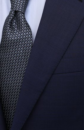 Мужской шерстяной костюм BRIONI синего цвета, арт. RA0B0U/P0A15/PRE C0UTURE | Фото 6