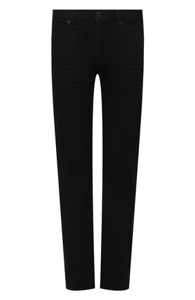 Мужские джинсы TOM FORD черного цвета, арт. BWJ50/TFD002 | Фото 1
