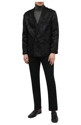 Мужские джинсы TOM FORD черного цвета, арт. BWJ50/TFD002 | Фото 2