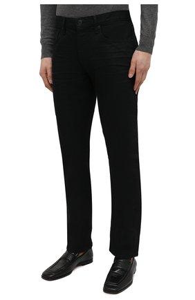Мужские джинсы TOM FORD черного цвета, арт. BWJ50/TFD002   Фото 3