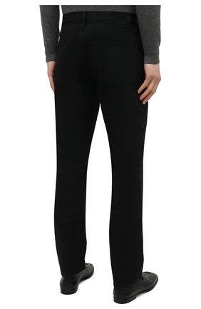 Мужские джинсы TOM FORD черного цвета, арт. BWJ50/TFD002   Фото 4