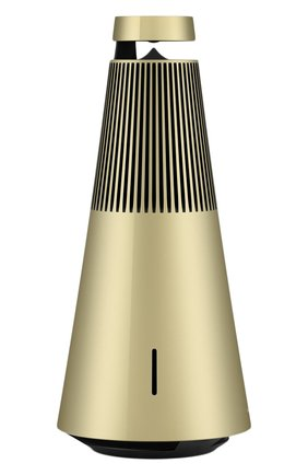 Акустическая система beosound 2 (2nd generation) BANG&OLUFSEN золотого цвета, арт. 1666714 | Фото 1