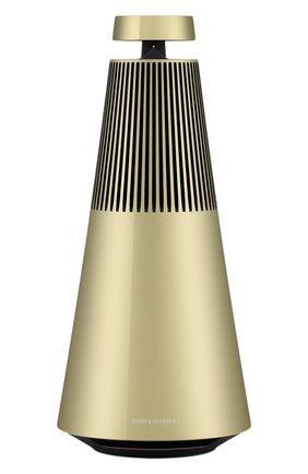 Акустическая система beosound 2 (2nd generation) BANG&OLUFSEN золотого цвета, арт. 1666714 | Фото 2