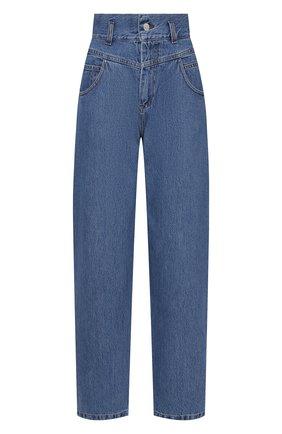 Женские джинсы FORTE DEI MARMI COUTURE синего цвета, арт. 21SF9055 | Фото 1