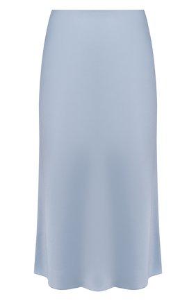 Женская юбка RALPH LAUREN синего цвета, арт. 290840904 | Фото 1
