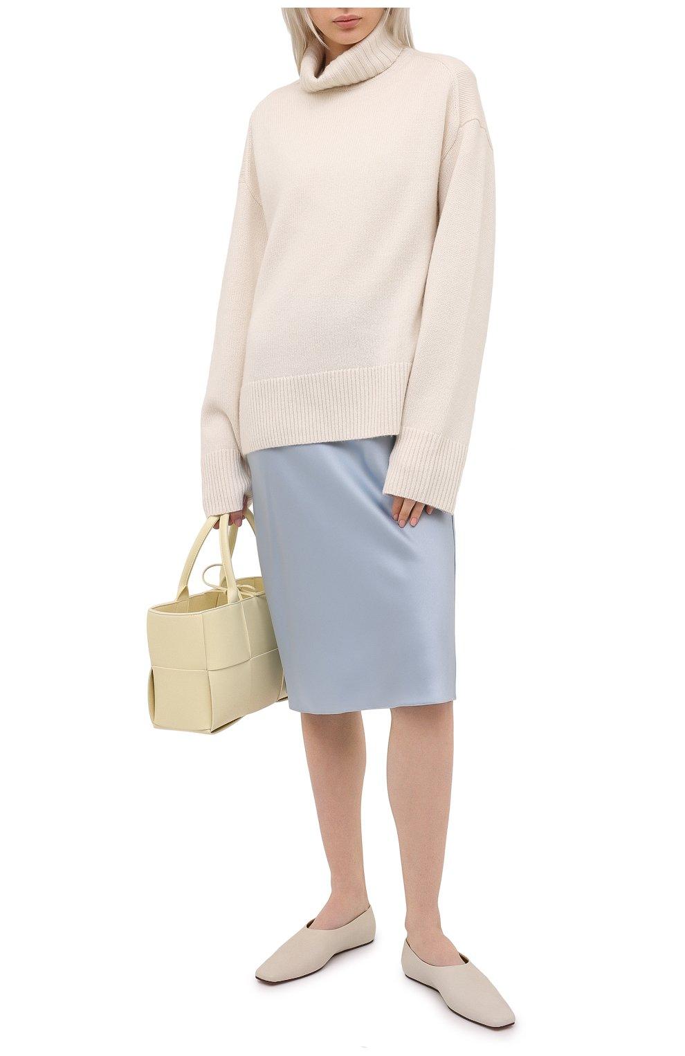 Женская юбка RALPH LAUREN синего цвета, арт. 290840904 | Фото 2