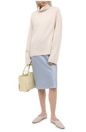 Женская юбка RALPH LAUREN синего цвета, арт. 290840904   Фото 2