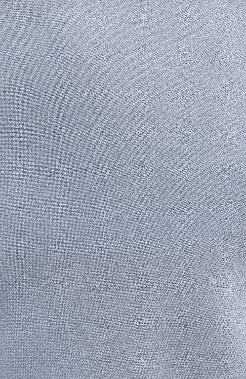 Женская юбка RALPH LAUREN синего цвета, арт. 290840904 | Фото 5